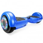 Blue UL Hoverboard w/Bluetooth & LED