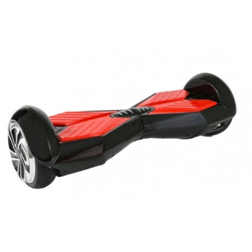 Black Red Lamborghini Hoverboard Bluetooth Enabled