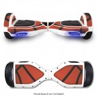 Hoverboard Skins - Basketball Design Protective Decal