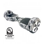 UL 2272 Certified Hoverboard Limited Edition Skull Rocker
