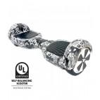 UL 2272 Certified Hoverboard Limited Edition Skull Rocker