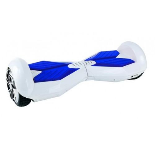 White Lamborghini Hoverboard